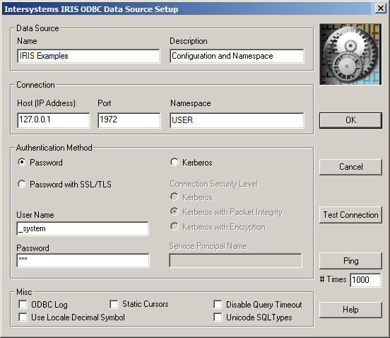 First Look: ODBC and InterSystems Databases - InterSystems