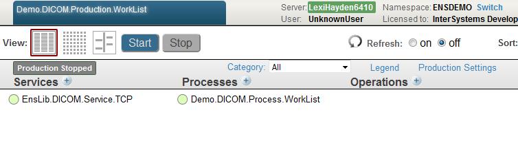 Sample DICOM Modality Worklist Production - Ensemble DICOM ...
